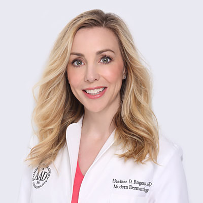 Dr. Heather D. Rogers, MD Board-Certified Dermatologist