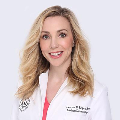 Dr. Heather D. Rogers, MD Board-Certified Dermatologist
