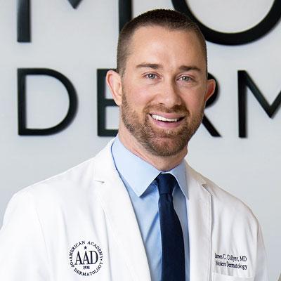 Dr. James C. Collyer, MD Board-Certified Dermatologist